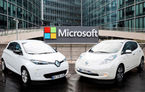 Microsoft va da tonul noilor tehnologii în interiorul viitoarelor modele Renault, Nissan și Dacia