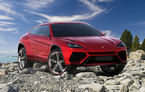 Lamborghini face promisiuni noi: Urus va fi cel mai rapid SUV din lume și va putea escalada dunele de nisip