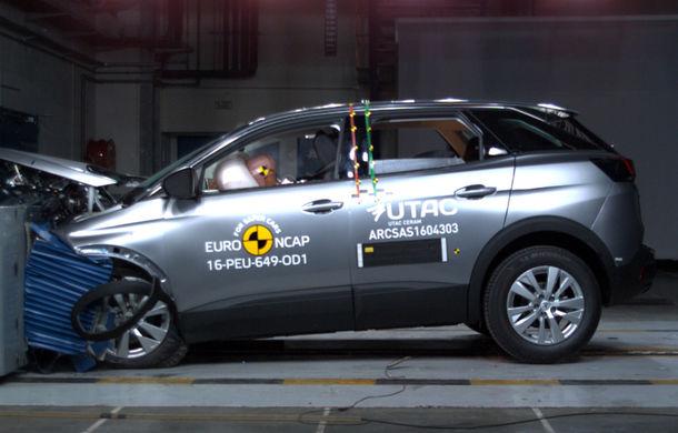 Rezultate EuroNCAP: 5 stele pentru noile Mercedes Clasa E și Peugeot 3008 - Poza 5