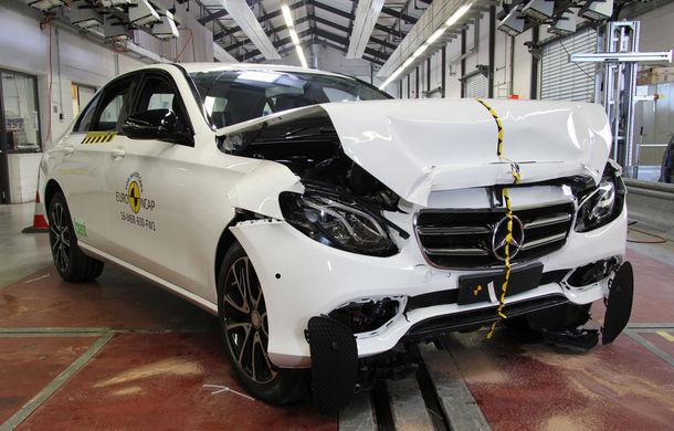 Rezultate EuroNCAP: 5 stele pentru noile Mercedes Clasa E și Peugeot 3008 - Poza 3