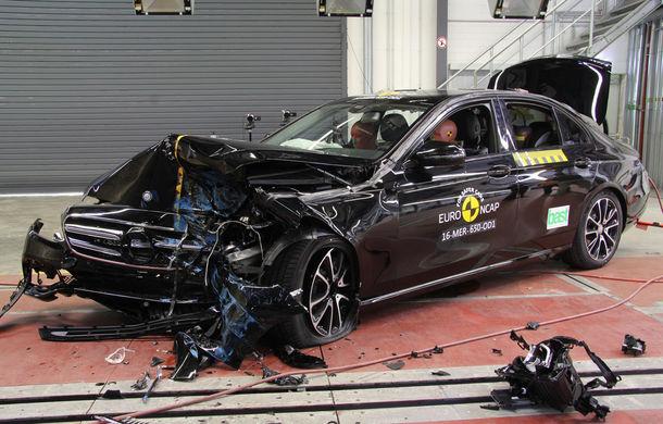Rezultate EuroNCAP: 5 stele pentru noile Mercedes Clasa E și Peugeot 3008 - Poza 2