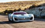 Conceptul TreZor ghicește viitorul mărcii Renault: electric, dinamic, agresiv