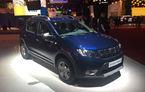 PARIS 2016 LIVE: Modelele Dacia au primit o față nouă, lumini LED și claxon pe volan