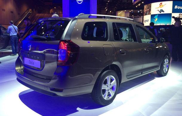 PARIS 2016 LIVE: Modelele Dacia au primit o față nouă, lumini LED și claxon pe volan - Poza 13