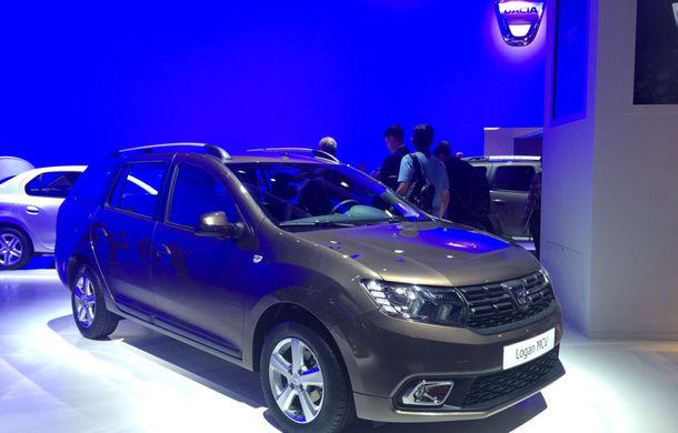PARIS 2016 LIVE: Modelele Dacia au primit o față nouă, lumini LED și claxon pe volan - Poza 14