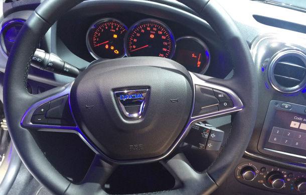 PARIS 2016 LIVE: Modelele Dacia au primit o față nouă, lumini LED și claxon pe volan - Poza 19