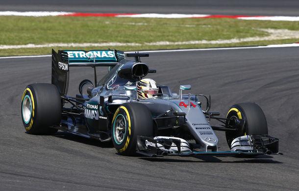 Hamilton, pole position în Malaysia. Rosberg, în prima linie a grilei, Alonso va pleca ultimul - Poza 1