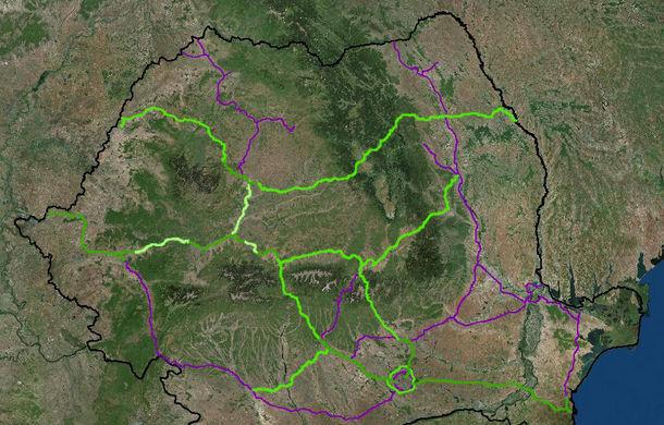 Pe hârtie totul este perfect: lista autostrăzilor şi drumurilor expres pe care România vrea să le construiască până în 2036 - Poza 2
