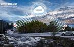 Un Waze fără intervenţie umană: Maşinile Volvo vor comunica între ele pentru a informa şoferii despre accidente şi condiţiile de drum