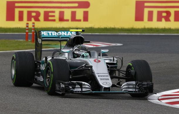 Rosberg câștigat la Suzuka, Hamilton salvează locul 3 după un start ratat. Mercedes devine din nou campioana constructorilor - Poza 1