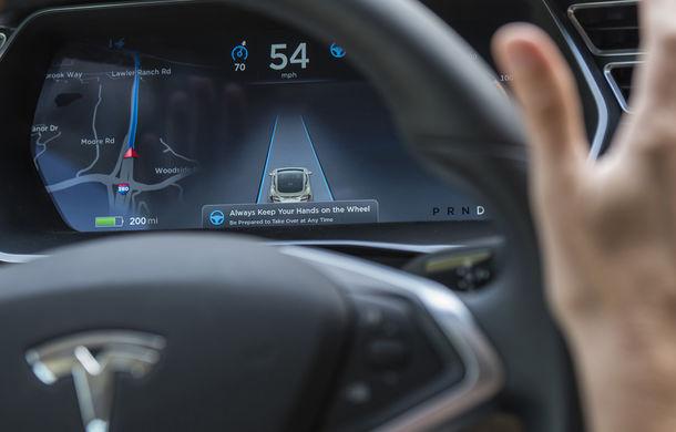 """A fi sau a nu fi Autopilot: Germania le cere oficial celor de la Tesla să modifice denumirea Autopilot pentru că este """"derutantă pentru clienți"""" - Poza 1"""