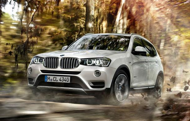 Recall-ul anului vine din SUA: BMW recheamă în service un exemplar X3 pentru probleme la servodirecție - Poza 1