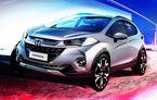 """Honda va avea un """"Juke"""" al său. Crossover-ul WR-V este dedicat exclusiv pieței din America de Sud"""