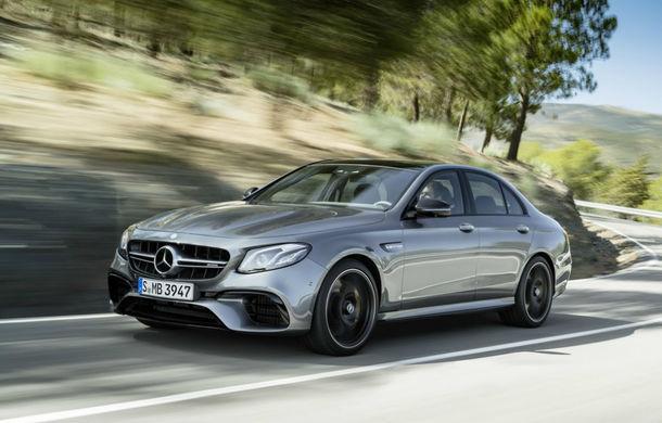 Cel mai puternic Clasa E din istorie: a treia generaţie Mercedes-AMG E63 are 612 CP şi ajunge la 100 km/h în 3.4 secunde - Poza 22