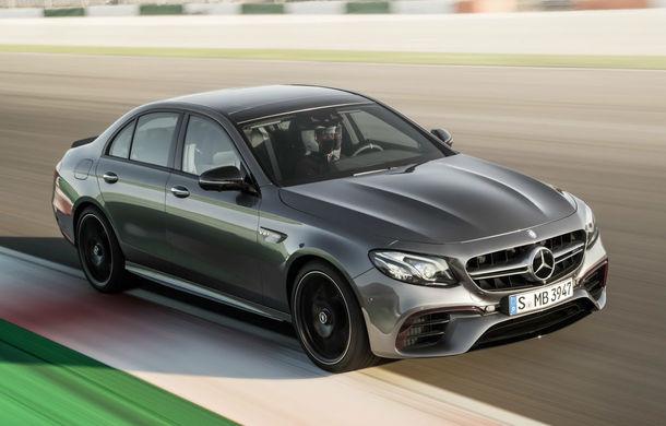 Cel mai puternic Clasa E din istorie: a treia generaţie Mercedes-AMG E63 are 612 CP şi ajunge la 100 km/h în 3.4 secunde - Poza 30