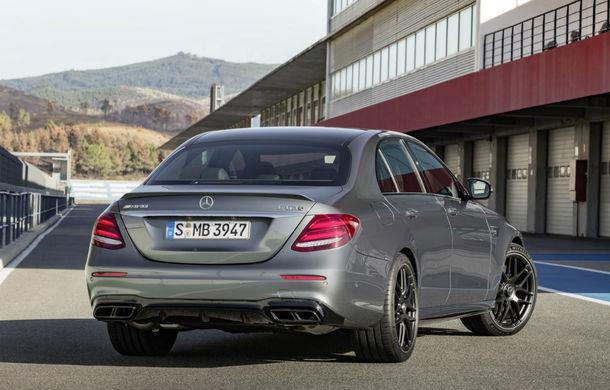 Cel mai puternic Clasa E din istorie: a treia generaţie Mercedes-AMG E63 are 612 CP şi ajunge la 100 km/h în 3.4 secunde - Poza 10