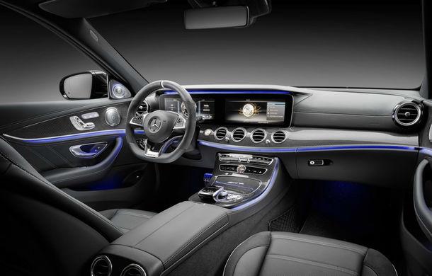Cel mai puternic Clasa E din istorie: a treia generaţie Mercedes-AMG E63 are 612 CP şi ajunge la 100 km/h în 3.4 secunde - Poza 21