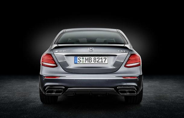 Cel mai puternic Clasa E din istorie: a treia generaţie Mercedes-AMG E63 are 612 CP şi ajunge la 100 km/h în 3.4 secunde - Poza 41