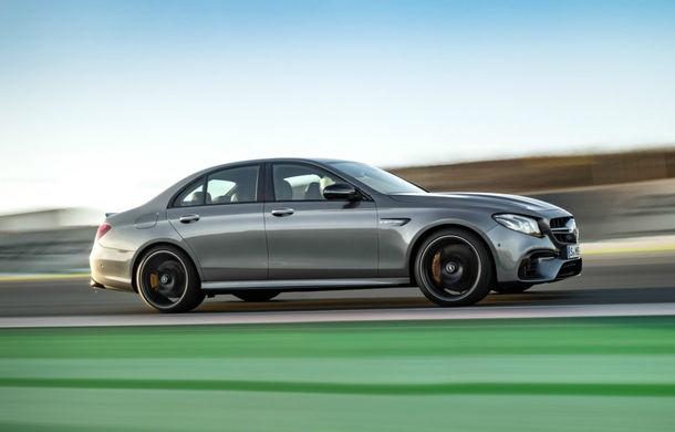 Cel mai puternic Clasa E din istorie: a treia generaţie Mercedes-AMG E63 are 612 CP şi ajunge la 100 km/h în 3.4 secunde - Poza 9