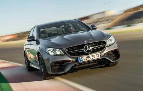 Cel mai puternic Clasa E din istorie: a treia generaţie Mercedes-AMG E63 are 612 CP şi ajunge la 100 km/h în 3.4 secunde - Poza 38