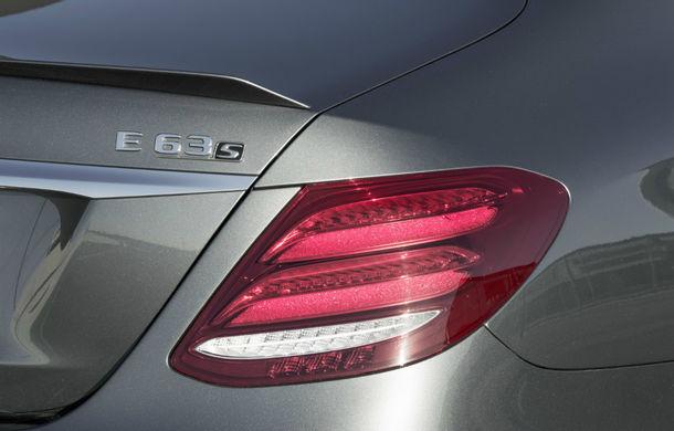Cel mai puternic Clasa E din istorie: a treia generaţie Mercedes-AMG E63 are 612 CP şi ajunge la 100 km/h în 3.4 secunde - Poza 44