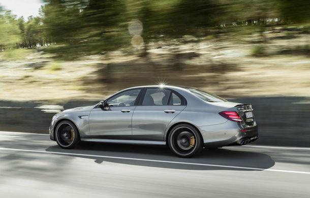 Cel mai puternic Clasa E din istorie: a treia generaţie Mercedes-AMG E63 are 612 CP şi ajunge la 100 km/h în 3.4 secunde - Poza 6