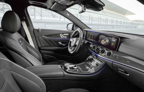 Cel mai puternic Clasa E din istorie: a treia generaţie Mercedes-AMG E63 are 612 CP şi ajunge la 100 km/h în 3.4 secunde - Poza 27