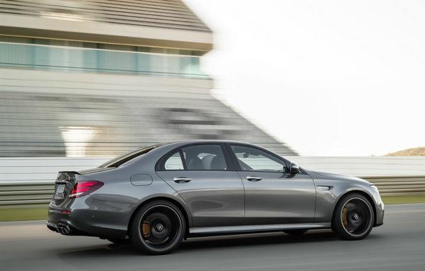 Cel mai puternic Clasa E din istorie: a treia generaţie Mercedes-AMG E63 are 612 CP şi ajunge la 100 km/h în 3.4 secunde - Poza 39