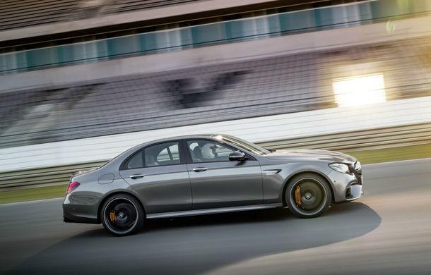 Cel mai puternic Clasa E din istorie: a treia generaţie Mercedes-AMG E63 are 612 CP şi ajunge la 100 km/h în 3.4 secunde - Poza 7
