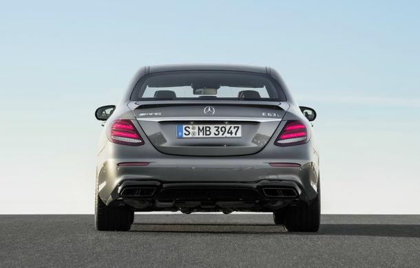 Cel mai puternic Clasa E din istorie: a treia generaţie Mercedes-AMG E63 are 612 CP şi ajunge la 100 km/h în 3.4 secunde - Poza 17