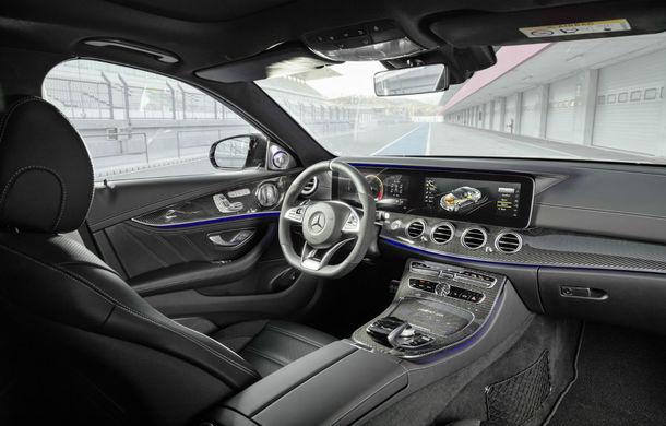Cel mai puternic Clasa E din istorie: a treia generaţie Mercedes-AMG E63 are 612 CP şi ajunge la 100 km/h în 3.4 secunde - Poza 31