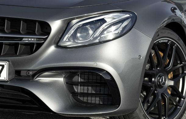 Cel mai puternic Clasa E din istorie: a treia generaţie Mercedes-AMG E63 are 612 CP şi ajunge la 100 km/h în 3.4 secunde - Poza 4