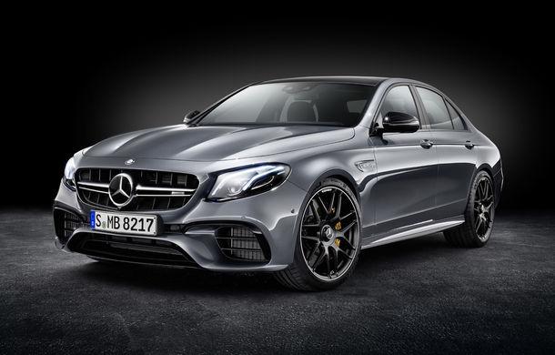 Cel mai puternic Clasa E din istorie: a treia generaţie Mercedes-AMG E63 are 612 CP şi ajunge la 100 km/h în 3.4 secunde - Poza 1
