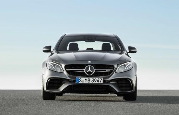 Cel mai puternic Clasa E din istorie: a treia generaţie Mercedes-AMG E63 are 612 CP şi ajunge la 100 km/h în 3.4 secunde - Poza 3