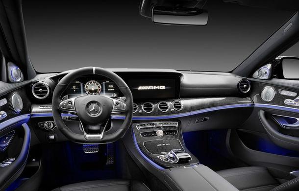 Cel mai puternic Clasa E din istorie: a treia generaţie Mercedes-AMG E63 are 612 CP şi ajunge la 100 km/h în 3.4 secunde - Poza 14