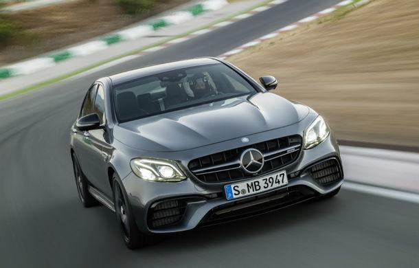 Cel mai puternic Clasa E din istorie: a treia generaţie Mercedes-AMG E63 are 612 CP şi ajunge la 100 km/h în 3.4 secunde - Poza 28