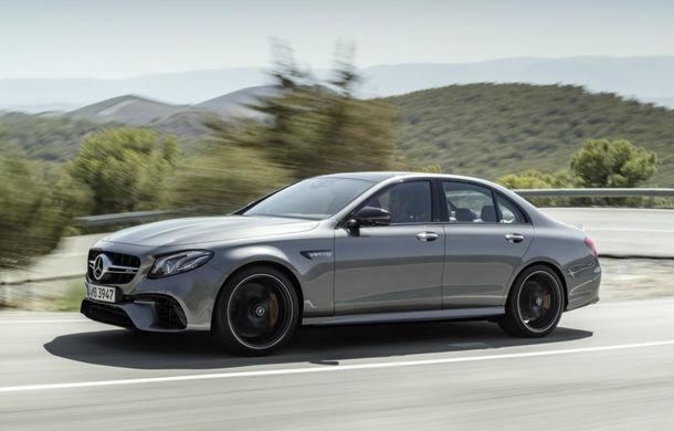 Cel mai puternic Clasa E din istorie: a treia generaţie Mercedes-AMG E63 are 612 CP şi ajunge la 100 km/h în 3.4 secunde - Poza 26