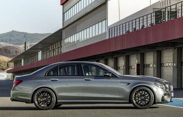 Cel mai puternic Clasa E din istorie: a treia generaţie Mercedes-AMG E63 are 612 CP şi ajunge la 100 km/h în 3.4 secunde - Poza 37