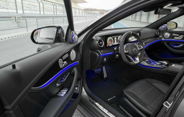 Cel mai puternic Clasa E din istorie: a treia generaţie Mercedes-AMG E63 are 612 CP şi ajunge la 100 km/h în 3.4 secunde - Poza 19
