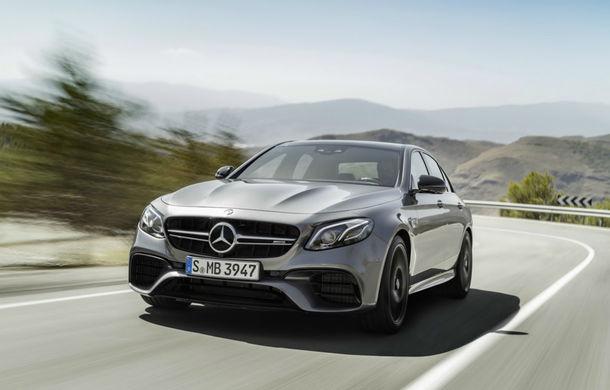 Cel mai puternic Clasa E din istorie: a treia generaţie Mercedes-AMG E63 are 612 CP şi ajunge la 100 km/h în 3.4 secunde - Poza 2