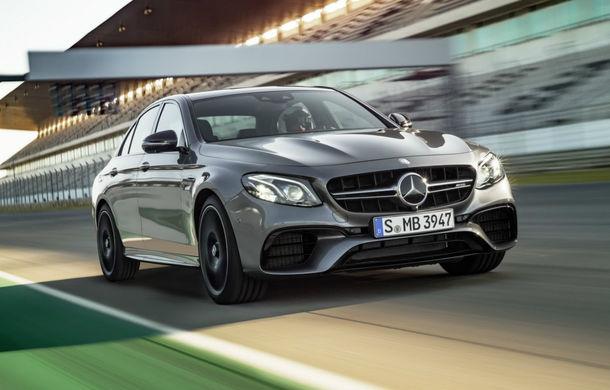 Cel mai puternic Clasa E din istorie: a treia generaţie Mercedes-AMG E63 are 612 CP şi ajunge la 100 km/h în 3.4 secunde - Poza 8