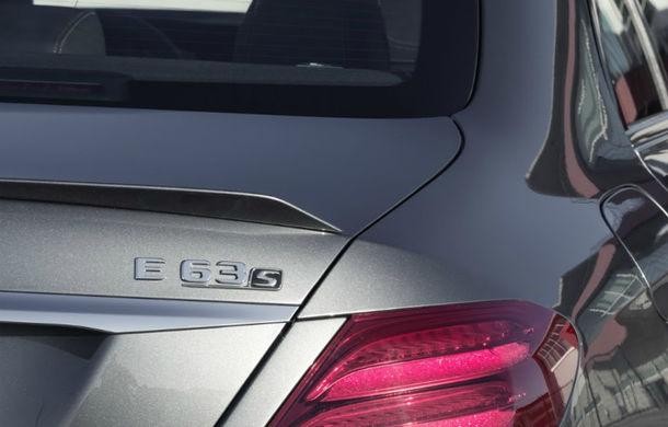 Cel mai puternic Clasa E din istorie: a treia generaţie Mercedes-AMG E63 are 612 CP şi ajunge la 100 km/h în 3.4 secunde - Poza 12