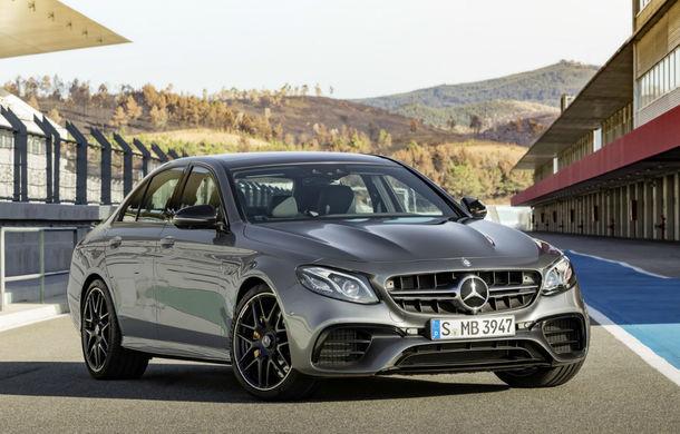 Cel mai puternic Clasa E din istorie: a treia generaţie Mercedes-AMG E63 are 612 CP şi ajunge la 100 km/h în 3.4 secunde - Poza 33