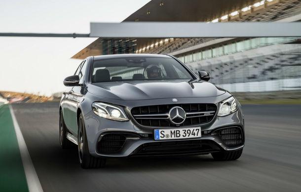 Cel mai puternic Clasa E din istorie: a treia generaţie Mercedes-AMG E63 are 612 CP şi ajunge la 100 km/h în 3.4 secunde - Poza 34