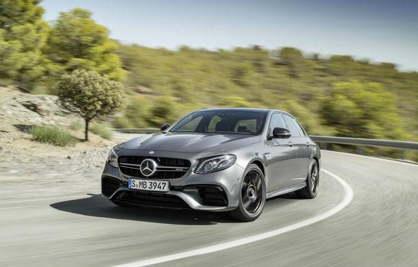 Cel mai puternic Clasa E din istorie: a treia generaţie Mercedes-AMG E63 are 612 CP şi ajunge la 100 km/h în 3.4 secunde - Poza 23