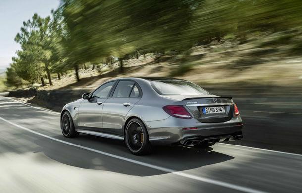 Cel mai puternic Clasa E din istorie: a treia generaţie Mercedes-AMG E63 are 612 CP şi ajunge la 100 km/h în 3.4 secunde - Poza 42