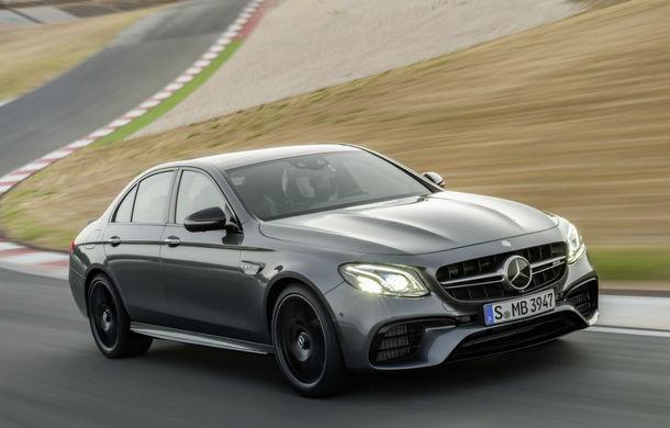 Cel mai puternic Clasa E din istorie: a treia generaţie Mercedes-AMG E63 are 612 CP şi ajunge la 100 km/h în 3.4 secunde - Poza 29
