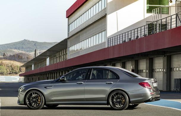 Cel mai puternic Clasa E din istorie: a treia generaţie Mercedes-AMG E63 are 612 CP şi ajunge la 100 km/h în 3.4 secunde - Poza 5