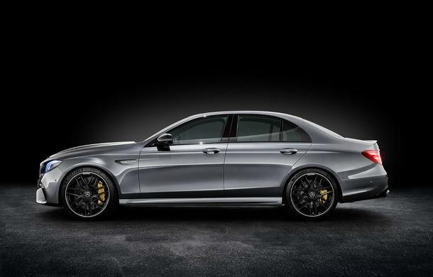 Cel mai puternic Clasa E din istorie: a treia generaţie Mercedes-AMG E63 are 612 CP şi ajunge la 100 km/h în 3.4 secunde - Poza 16