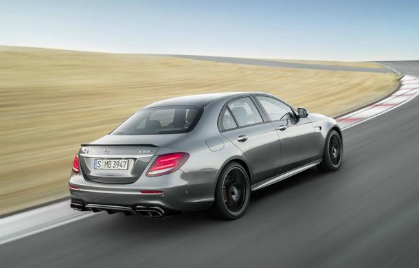 Cel mai puternic Clasa E din istorie: a treia generaţie Mercedes-AMG E63 are 612 CP şi ajunge la 100 km/h în 3.4 secunde - Poza 18